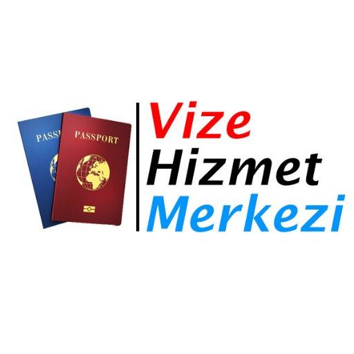 Vize Hizmet Merkezi  Twitter Hesabı Profil Fotoğrafı