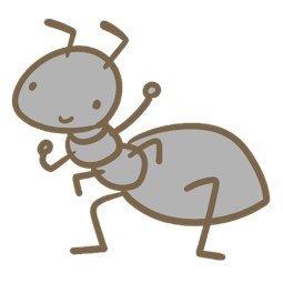 アリの人(挨拶は気まぐれ)
