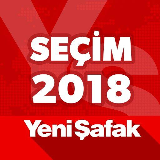 Yeni Şafak Seçim  Twitter Hesabı Profil Fotoğrafı