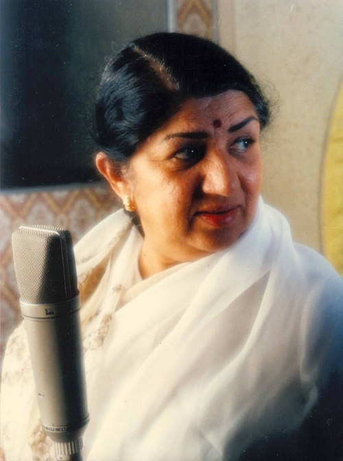 Follow Lata Mangeshkar Twitter Profile