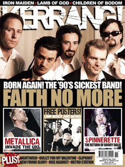 Faith No More Social Profile