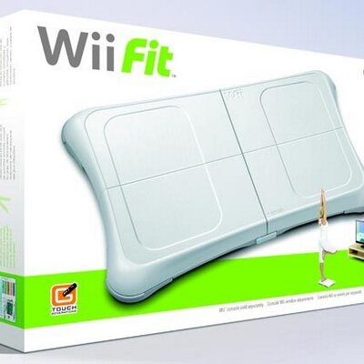 Wii Fit Tracker