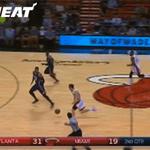 GIF: Dragic finds Wade again on the break! http://t.co/UxukXHZXKN