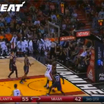 GIF: @YoungWhiteside gets the tough basket and the foul. http://t.co/syVDYkymMS