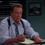 RT @TwoAndAHalfMen: Has he tried #AngerManagement? @Schwarzenegger  #TwoAndAHalfMenFinale http://t.co/Hpf9bBmKsb