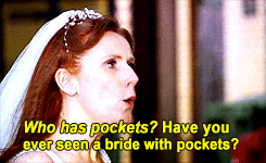 21 perfect wedding dresses with pockets (coulda woulda shoulda ...