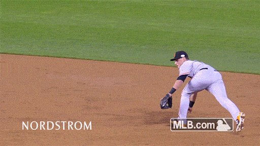 Joe Panik #FlipMode  #SFGiants #ChampionsTogether #GoldenGIF http://t.co/tgrVJvBLhl