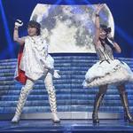 去年の紅白みたいな西川の兄貴&水樹奈々ちゃん枠はあんのかな‥この衣装チェンジ超好き pic.twit…