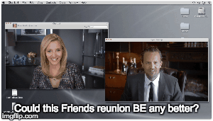 A #Friends reunion!??  What!??   @WebTherapy  tonight. @SHO_Network  @LisaKudrow @MatthewPerry http://t.co/oRaWN1J0BM