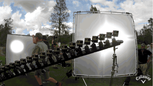 That time we had this massive, 48-camera #GoPro array mount to capture outrageous speed of XR at our ad shoot. #TBT http://t.co/CcJmS1CCv6