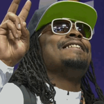Leave no doubt. @MoneyLynch is at #SBMediaDay and still all about that action. #SB49 http://t.co/8jZoOyTqkY
