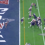 TOUCHDOWN SEAHAWKS! @MoneyLynch doing what #BeastMode do. Tied ballgame. #NEvsSEA #SB49 http://t.co/aDYquUVWCA