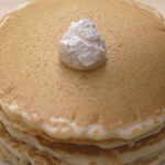ITS HAPPENING. #NATLPancakeDay http://t.co/9QwEUEh7CK