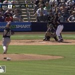 One AB, one HR for @godj33. Not a bad way to start. WATCH: http://t.co/04f8LLAc98 #MarinersST http://t.co/qBX2iLoxRM