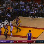 GIF: Goran finds Hassan in the paint for a 1st quarter dunk! http://t.co/xFJl7KkkDp