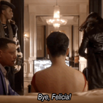 """You know what? You about to break yourself. Believe that. BYE FELICIA."" –Cookie ???? #empire http://t.co/no713JFfpY"