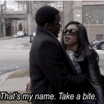 """Thats my name, take a bite"" #cookie #drunkcookie #Empire http://t.co/j4FhQExNPi"