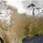 The difference in the West is amazing. RT @blkahn Three years of snowy satellite images http://t.co/j9wwAybCJl http://t.co/sWd0W1ECqj