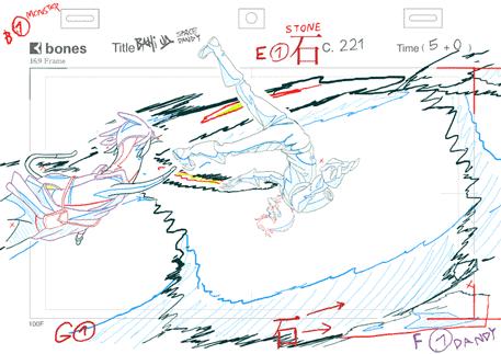 私のスペース☆ダンディep.#1アニメーション #C-221.yoyoyo!