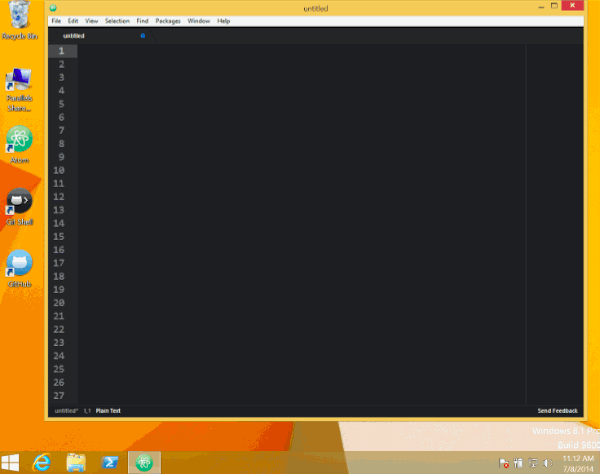 DEVELOPERS DEVELOPERS DEVELOPERS (Atom's now on Windows) DEVELOPERS DEVELOPERS DEVELOPERS! http://t.co/8R27PTDfrj http://t.co/ub7yOVBk1Q