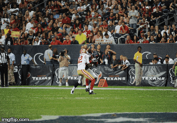 Andre Hal making #Texans history...in GIF form.  Not bad rook. http://t.co/kpRWMYzcQL