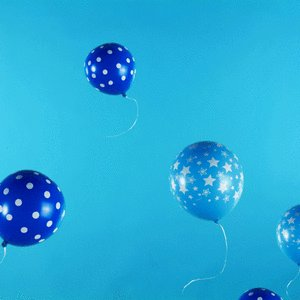 Happy Birthday and Hope it\s a good one (ps Jai here are some balloons for ya )