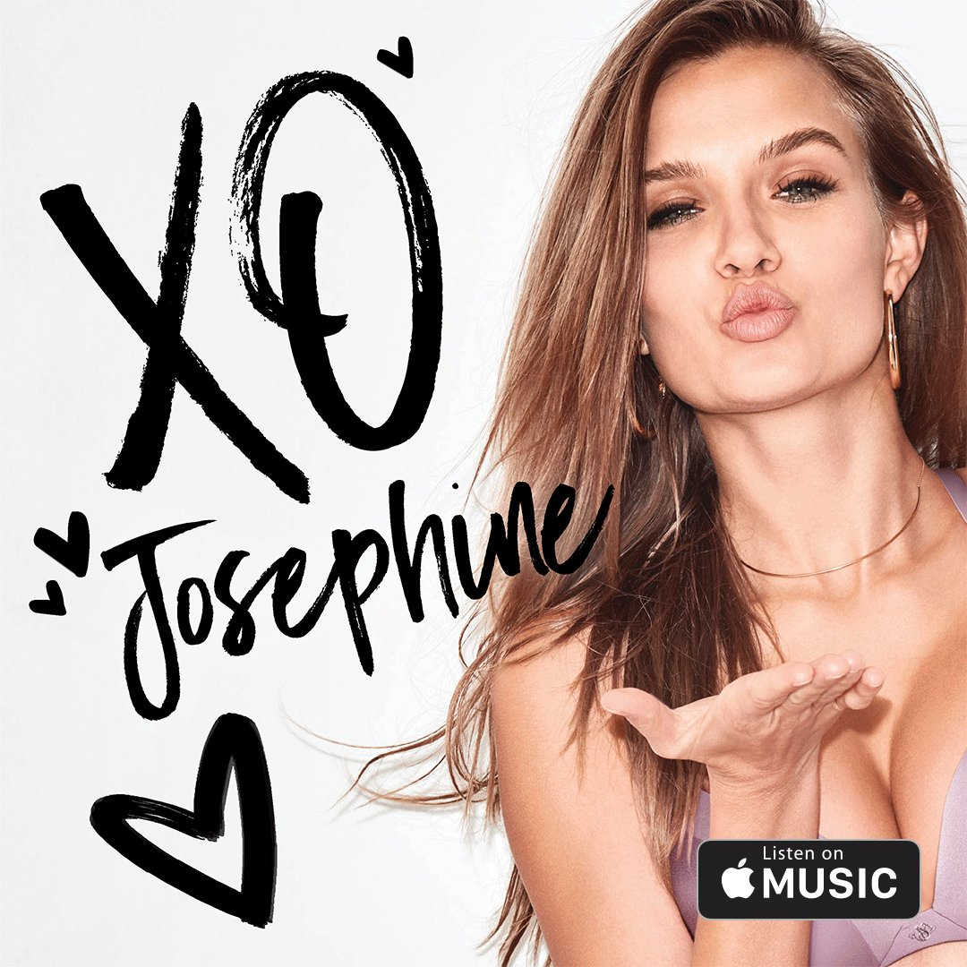 Dance party, anyone? This month's playlist by @JosephinSkriver, up on @AppleMusic now: https://t.co/QzahesuigE https://t.co/6zvh3AMACo