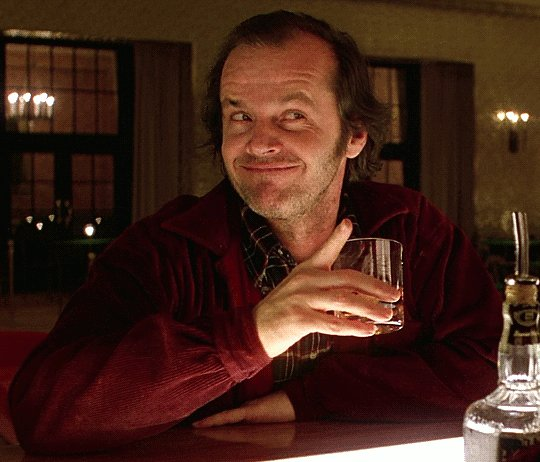 Happy 80th birthday Jack Nicholson cheers!