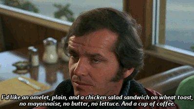 Good morning! Happy birthday, Jack Nicholson!
