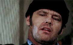 Happy birthday Jack Nicholson (eu te amo na boca homem)