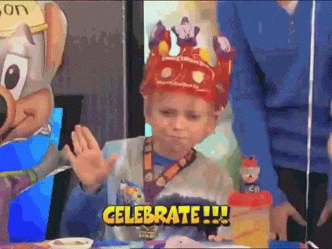 Happy Birthday Pineapple!