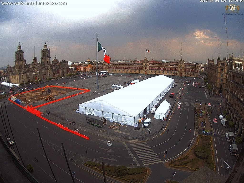 Resultado de imagen de xochimilco gifs
