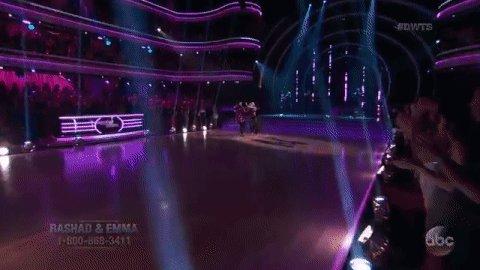 Serious Motown style!@RashadJennings & @EmmaSlaterDance! @DancingABC #DWTS @NFL