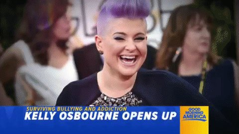 RT @GMA: COMING UP ON @GMA: @KellyOsbourne is here for her first LIVE morning show interview https://t.co/noNYci1umb
