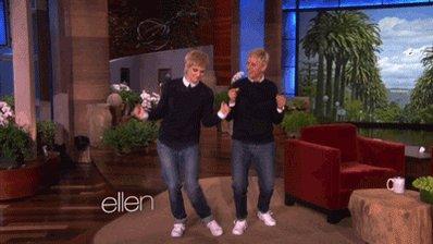 RT @Ri_McD: Happy #LesbianVisibilityDay y'all! Lez dance! (I had to) https://t.co/ylrXd3LGSF