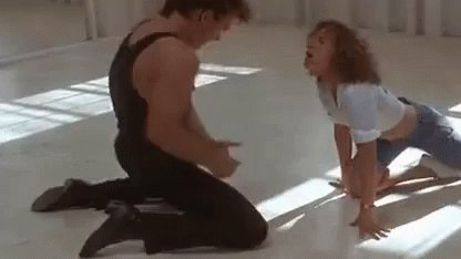 RT @Nessa_Star4: #80sDreamVacation To go to a summer resort and learn dirty dancing from Patrick Swayze https://t.co/X5rlHrsCsK