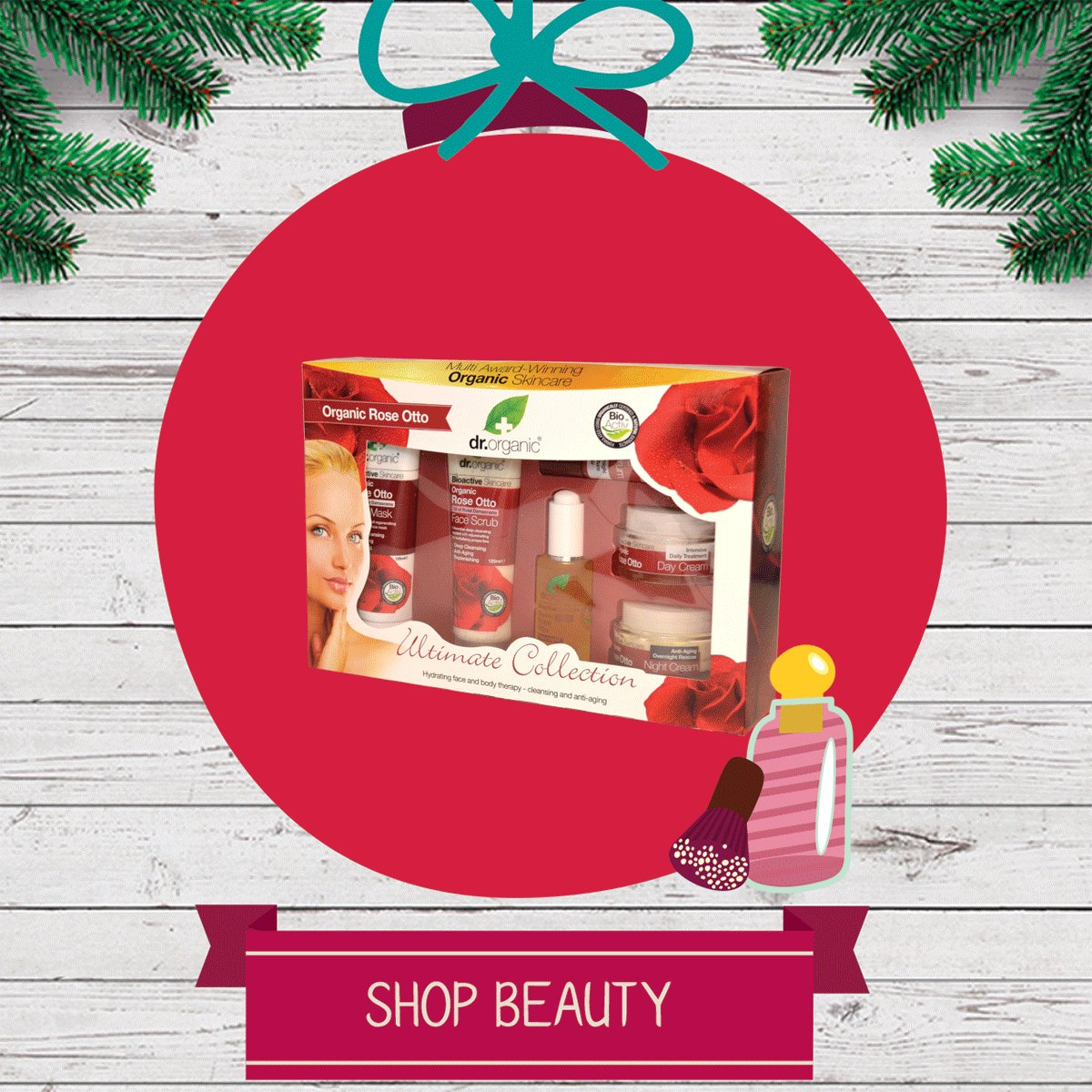Ask Santa for one of these gorgeous gift packs from Dr Organic https://t.co/778zW56DLB https://t.co/DOpLPzleG7