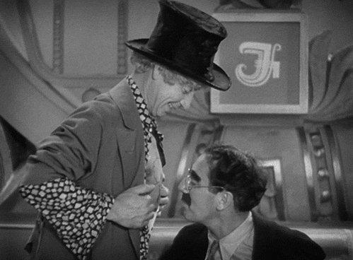 RT @AllThingsMarx: #HarpoMarx's tattoo #GrouchoMarx #DuckSoup 1933 https://t.co/cB52TpgfNp