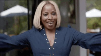 Happy Birthday Mary J Blige! 46 looks great on you