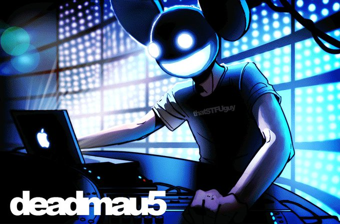 Born January 5th, 1981, Niagara Falls, Canada: Deadmau5- Electronic, dance, and house DJ. Happy Birthday