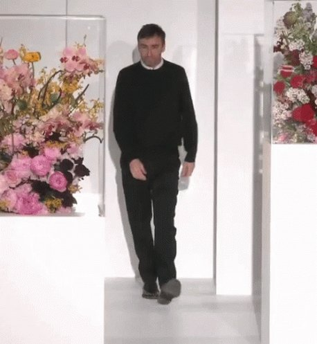 Happy Bday Raf Simons