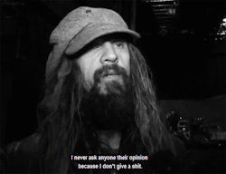 Happy Birthday Rob Zombie