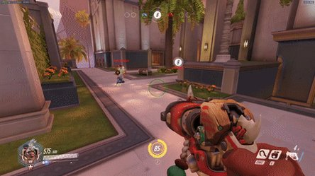 #Overwatch: Roadhog's Chain Hook Nerf In Action (via /r/Overwatch) @PlayOverwatch https://t.co/THOqjR4FHD