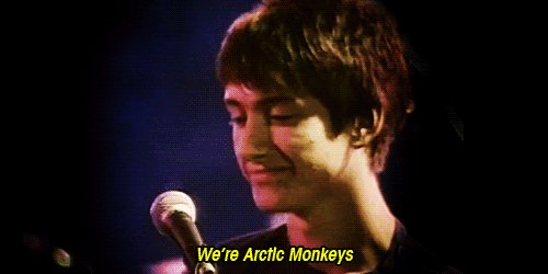 """That rock n roll, it just won t go away.\"" Happy Birthday Alex Turner"