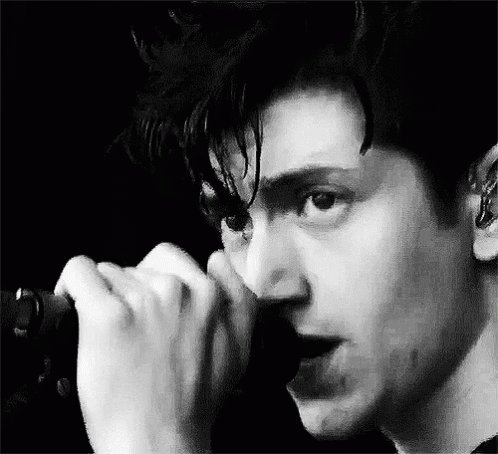 Happy birthday to the sexy little swine Alex Turner