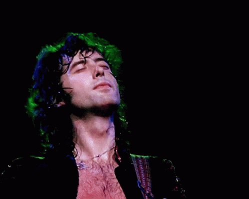 Happy 73rd birthday Jimmy Page! Yes, you are 73 today.
