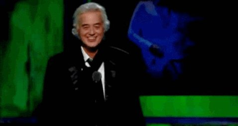 Happy Birthday to the legendary guitar hero, Jimmy Page!