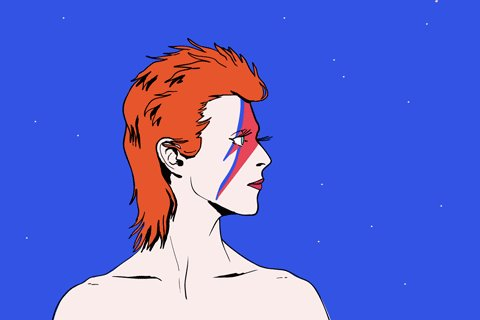 One year without David Bowie https://t.co/cG0rgAUnSU