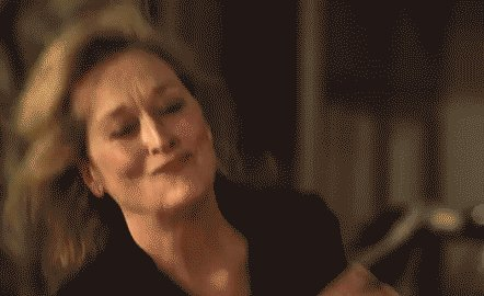 Meryl Streep's GIF reaction to her Oscar nomination is everything https://t.co/N0QCrdjmGV