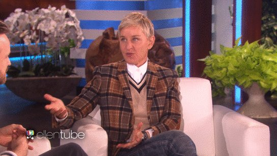 RT @TheEllenShow: .@AaronPaul_8 told me if he's ever gonna be on